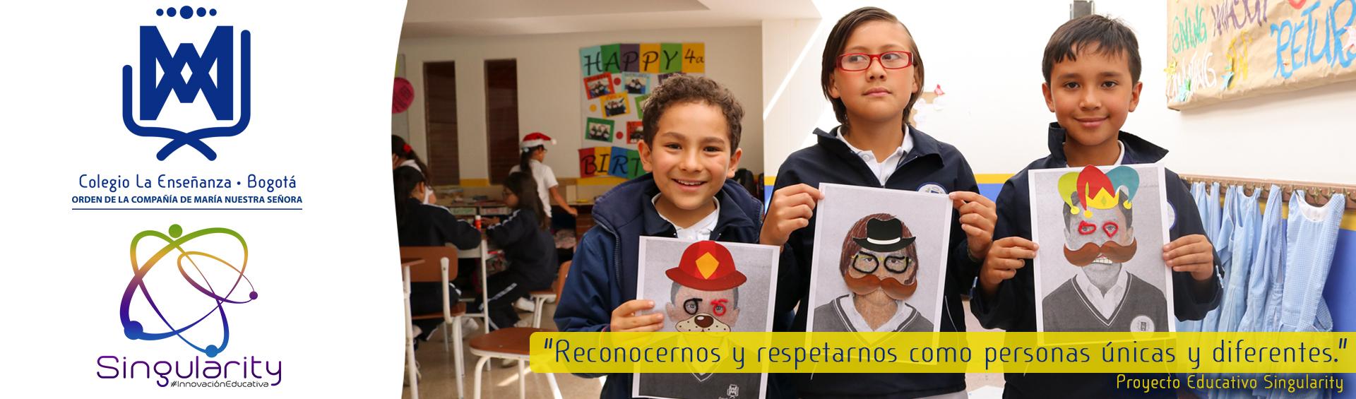 Colegio La Enseñanza Bogotá Norte Admisiones 2019 Mixto Catolico Educación