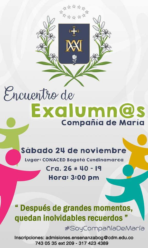 ENCUENTRO EXALUMN@S-COLEGIO LA ENSEÑANZA BOGOTA