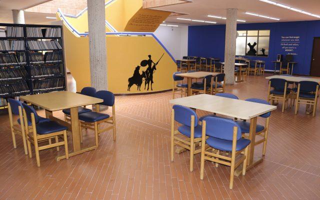 Colegio La Enseñanza Bogotá Norte Biblioteca P2