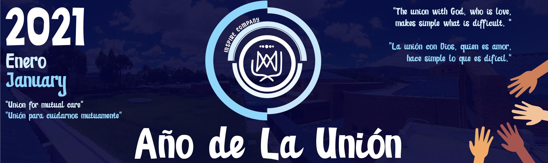 Colegio La Enseñanza Bogotá año de la compasión 2020