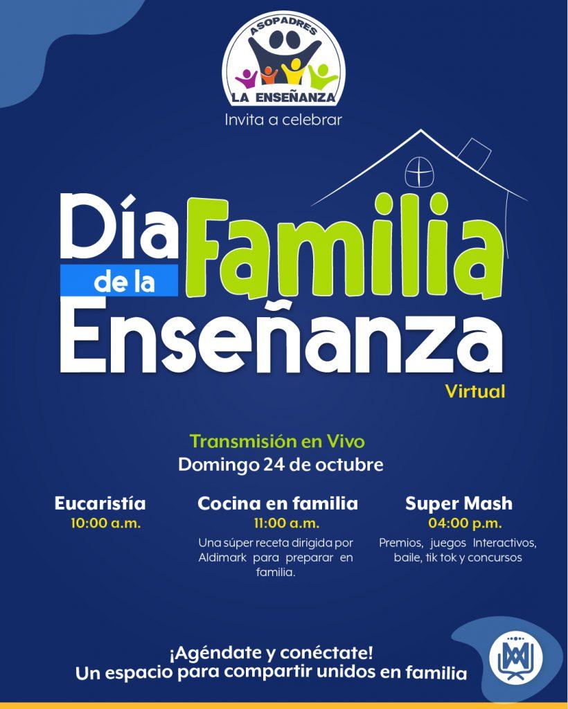 Dia de la familia Colegio la Enseñanza Bogotá