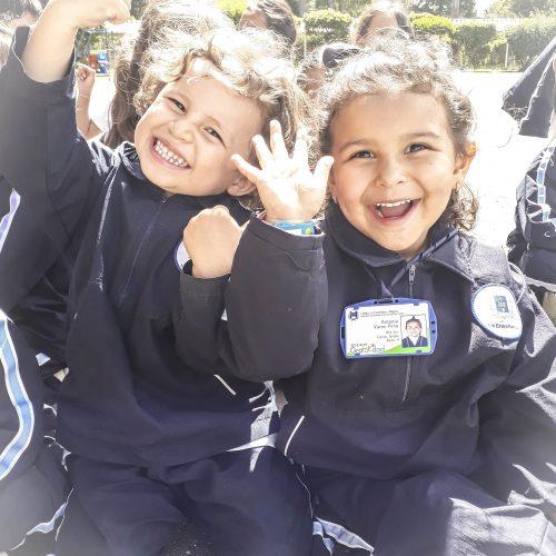 Colegio La Enseñanza Bogotá sección infantil Niños
